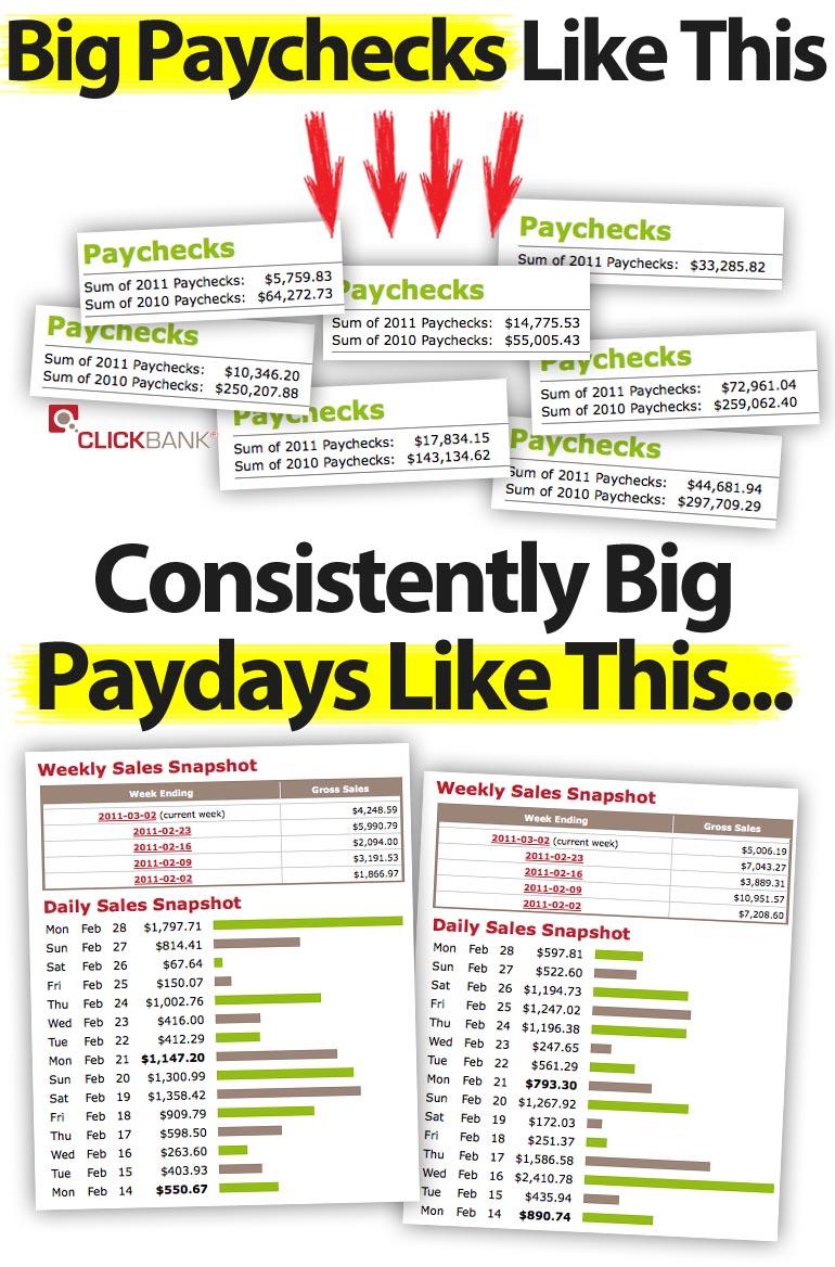 Big Paydays